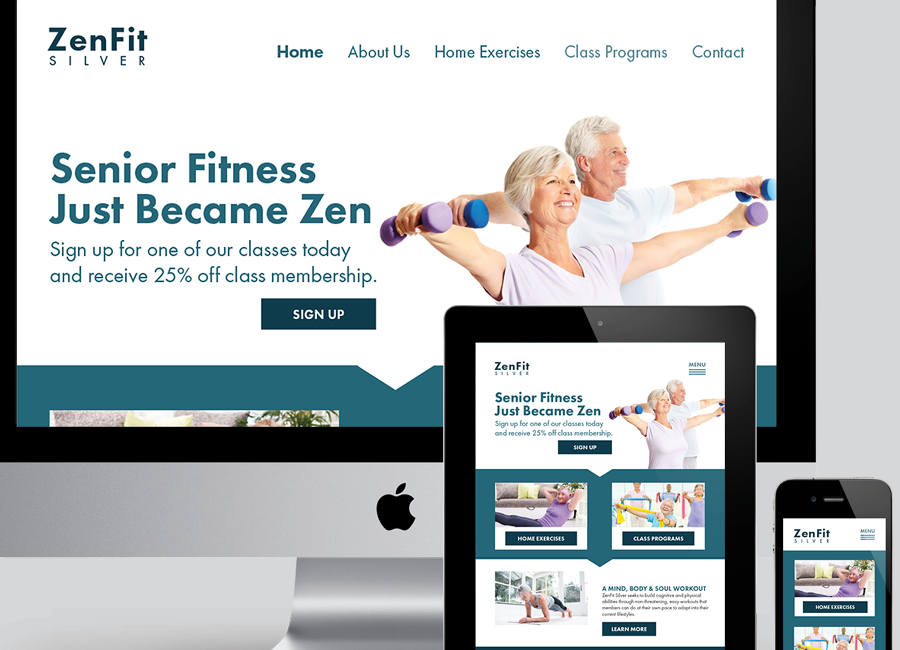 zenfit silver website